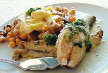 Caballa al limón y pimienta - Recetas Usisa