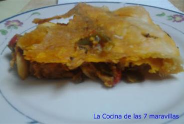 Empanada de melva - Recetas Usisa