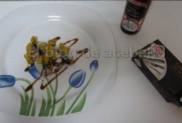 Sardinillas con guindillas - Recetas Usisa