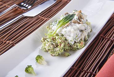 Ensaladilla verde de melva - Recetas Usisa