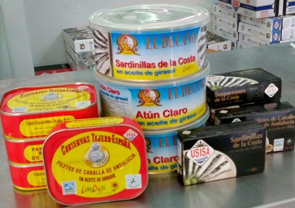 ¿Conoces todas las marcas de conservas de pescado de USISA? - Usisa