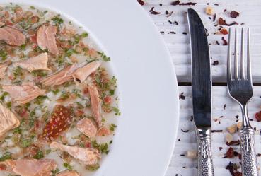 Melva en ceviche - Recetas Usisa