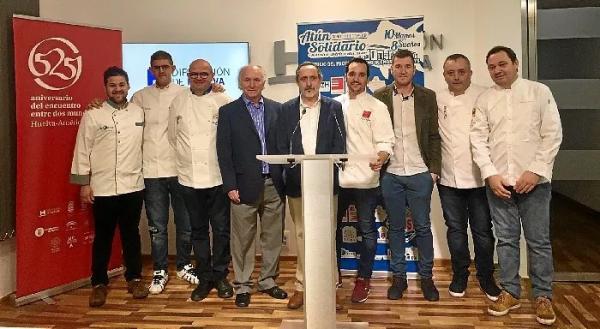 La cena solidaria organizada en beneficio de Apamys consigue recaudar más de 8.000 euros - Usisa