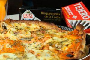 Tartaleta de Boquerones, Tomate y Mozzarella - Recetas Usisa