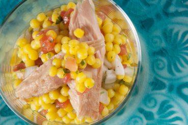 Tabbouleh de ají y melva - Recetas Usisa